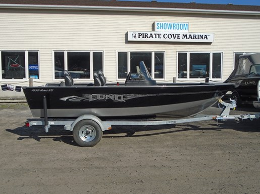 For Sale: 2017 Lund 1650 Rebel Xl Ss For Sale -lf616 16ft<br/>Pirate Cove Marina