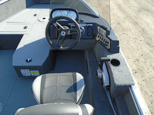 2017 Lund 1650 Rebel XL SS FOR SALE -LF616 Photo 3 of 11