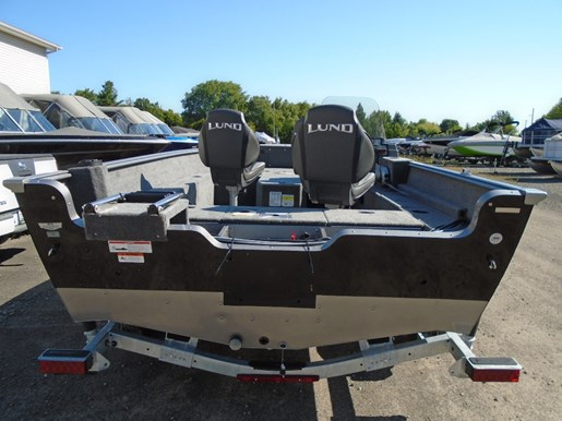 2017 Lund 1650 Rebel XL SS FOR SALE -LF616 Photo 7 of 11