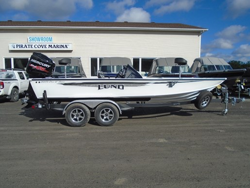 For Sale: 2017 Lund 2075 Pro V Bass Xs For Sale - Lf602 20ft<br/>Pirate Cove Marina