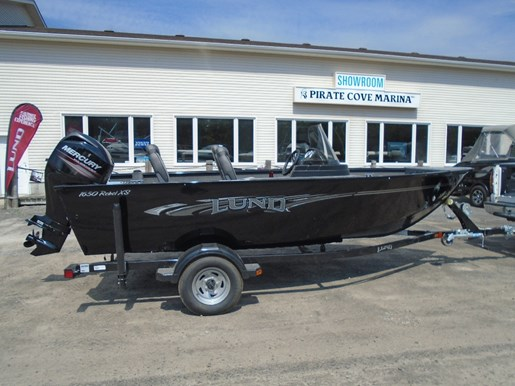 For Sale: 2017 Lund 1650 Rebel Xl Ss For Sale - Lf607 16ft<br/>Pirate Cove Marina