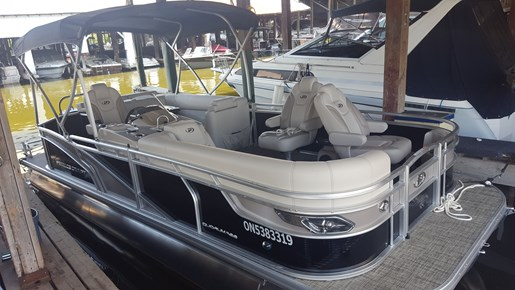 For Sale: 2016 Princecraft Quorum 23ss 23ft<br/>Keswick Marine