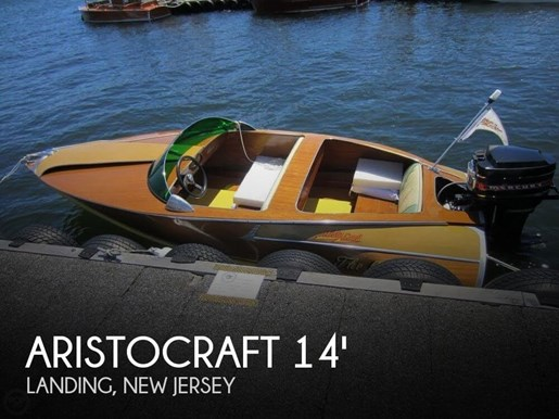 1956 Aristocraft 14 Torpedo Photo 1 of 9