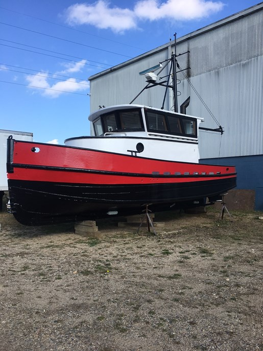 Oil Change Grand Rapids >> Steel Tug Work Boat 1982 Used Boat for Sale in Grand Rapids, Michigan