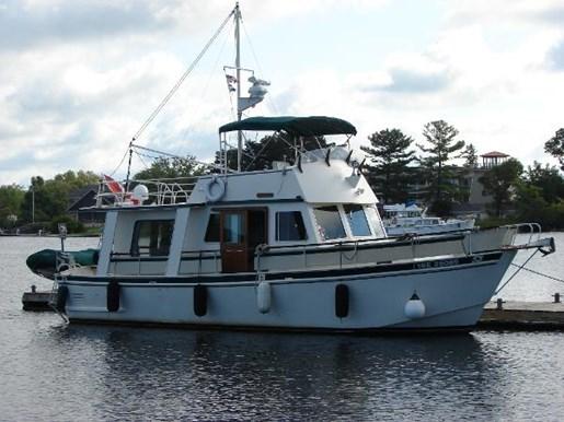 Trawler Aluminum