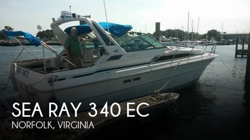 1988 Sea Ray Photo 1 of 20