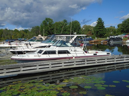 For Sale: 1989 Sportcraft 270 Caprice 27ft<br/>Pirate Cove Marina
