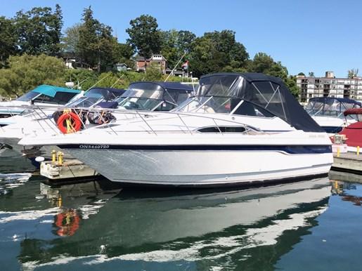 1995 Monterey 296 Cruiser Photo 12 of 35