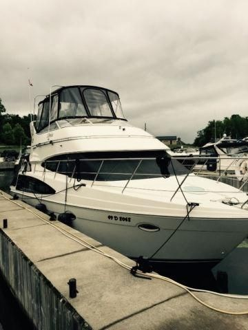 Carver 36 Sport 2004 New Boat for Sale in Kingston, Ontario