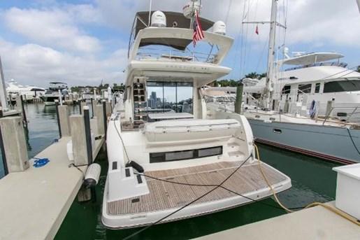 Prestige Flybridge 2015 Used Boat For Sale In Miami Florida