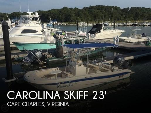 2015 Carolina Skiff Photo 1 of 20
