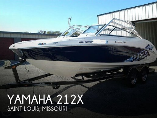 Yamaha 2009 used boat for sale in sarasota florida for Yamaha 212x review