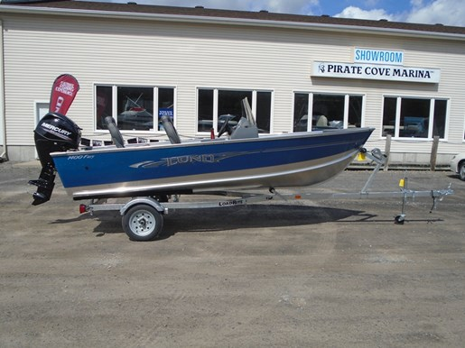 For Sale: 2017 Lund 1400 Fury Ss - Lf620 Blue 14ft<br/>Pirate Cove Marina