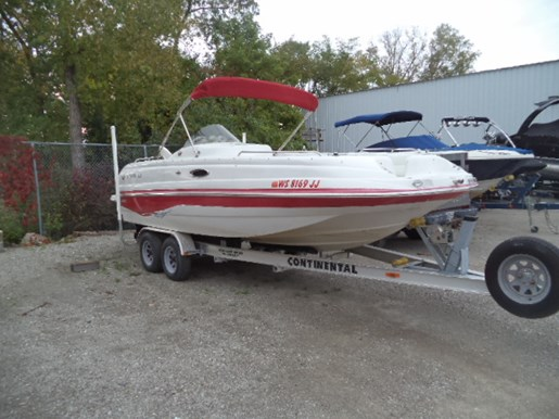 Starcraft 2015aurora 2005 used boat for sale in oshkosh for Used outboard motors for sale wisconsin