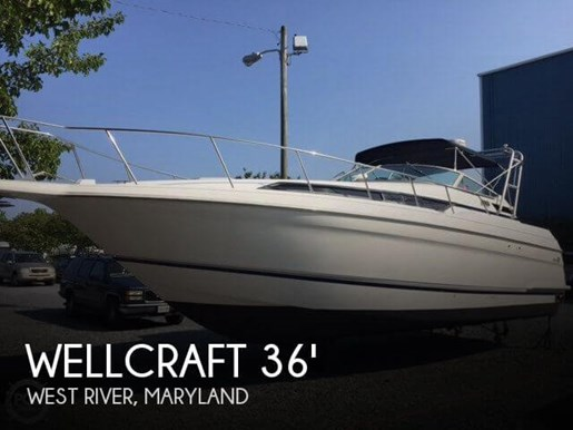 1994 Wellcraft 3600 Martinique Photo 1 of 20