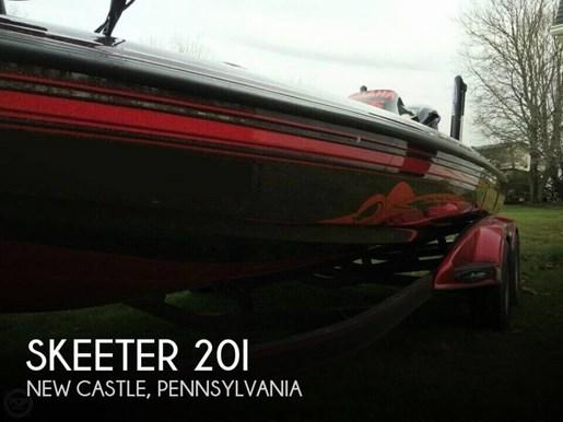 2013 Skeeter 20i Photo 1 of 20