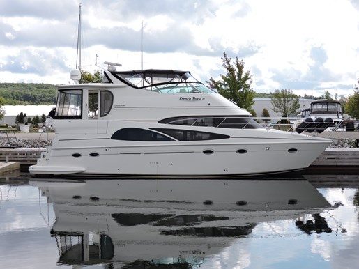 2005 Carver 46 Motor Yacht Photo 1 of 74