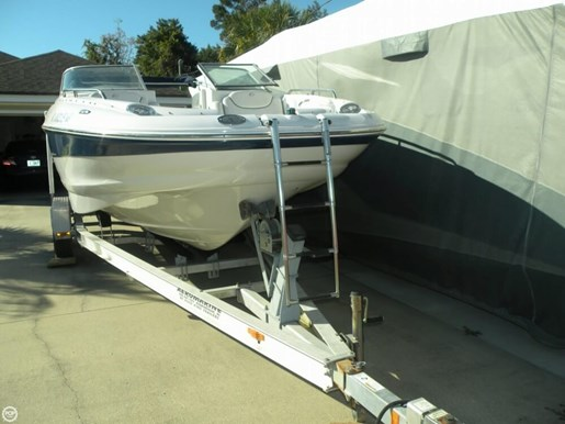 Crownline 2008 used boat for sale in panama city beach for Used boat motors panama city fl