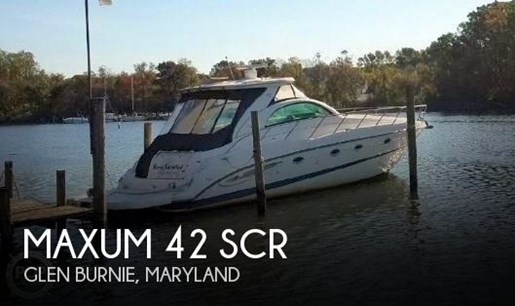 2006 Maxum 42 SCR Photo 1 of 20
