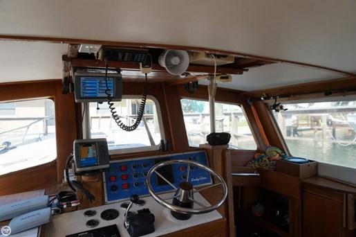 2000 Custom 45 Pilothouse Trawler Photo 3 of 20