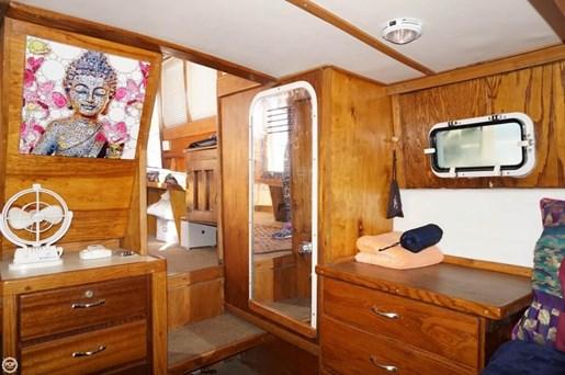2000 Custom 45 Pilothouse Trawler Photo 9 of 20
