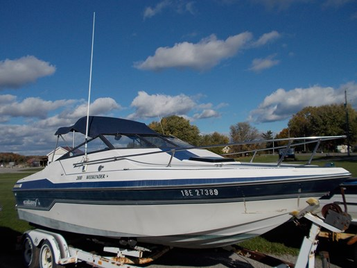Galaxy 2100 1988 New Boat For Sale In Otterville Ontario