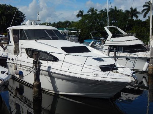 Sea Ray 390 Motor Yacht 2004 Used Boat For Sale In Miami