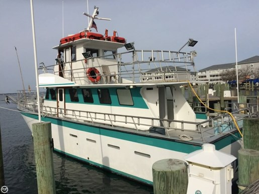 Dmr 1993 used boat for sale in ocean city maryland for Outboard motors for sale maryland
