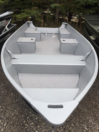 Ontario Quality Motors >> ALUMACRAFT V16 2017 New Boat for Sale in Fergus, Ontario