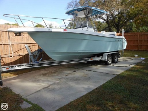 Cobia 2000 used boat for sale in panama city florida for Used boat motors panama city fl