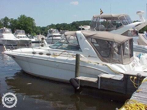 1998 Sea Ray 370 Sundancer Photo 2 of 20