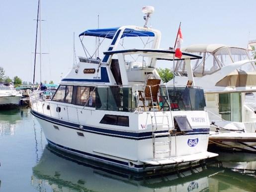 Regency 36 Sundeck Trawler