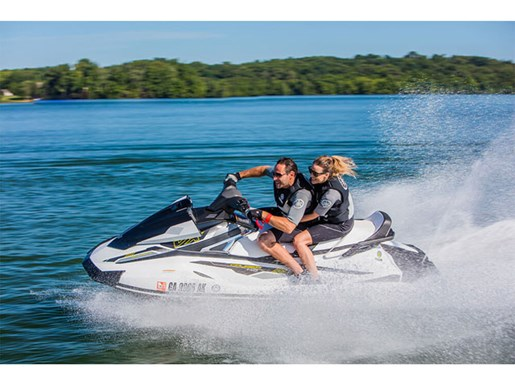 2017 Yamaha VX Series VX Cruiser HO Photo 4 of 6