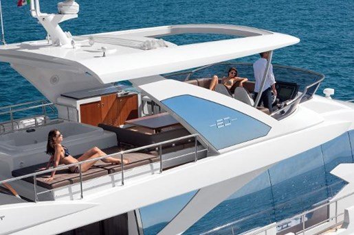 2018 Azimut 80 Flybridge Photo 14 of 42