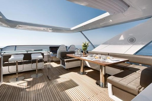 2018 Azimut 80 Flybridge Photo 16 of 42