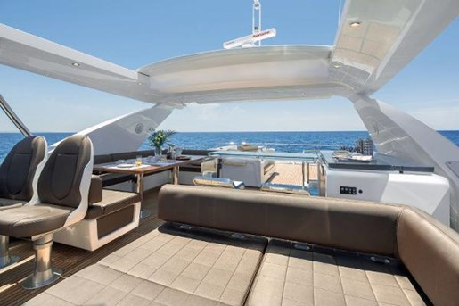2018 Azimut 80 Flybridge Photo 17 of 42