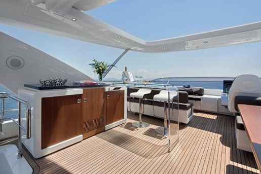 2018 Azimut 80 Flybridge Photo 18 of 42