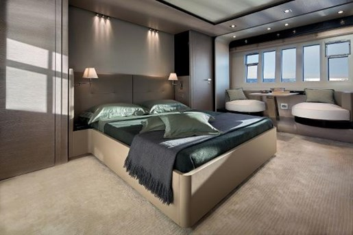 2018 Azimut 80 Flybridge Photo 36 of 42