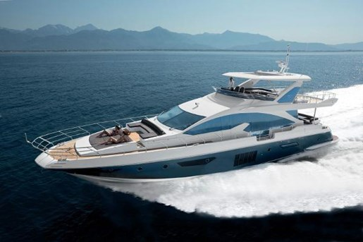 2018 Azimut 80 Flybridge Photo 37 of 42