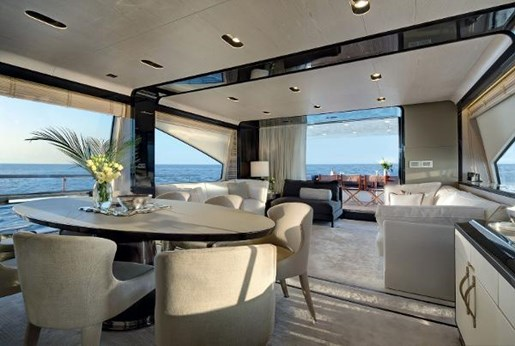 2018 Azimut 80 Flybridge Photo 38 of 42