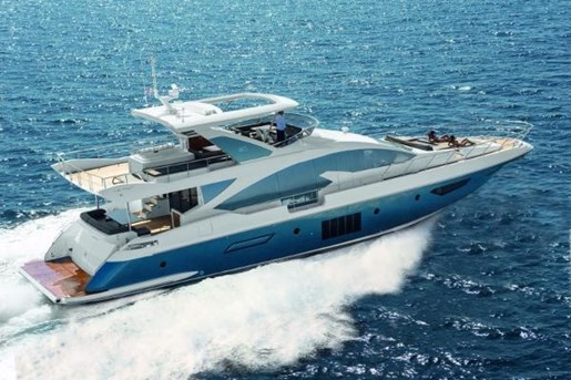 2018 Azimut 80 Flybridge Photo 1 of 42