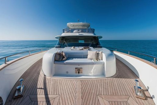 2018 Azimut 76 Magellano Photo 18 of 21