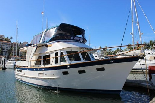Defever Offshore Trawler 1988 Used Boat For Sale In