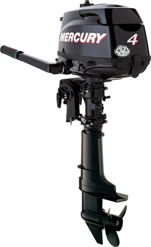 2017 Mercury FourStroke 4 HP Photo 1 of 1