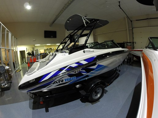 Yamaha ar192 2016 new boat for sale in kingston ontario for Yamaha dealers in arkansas