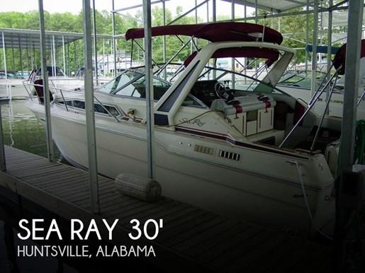 1987 Sea Ray 300 Sundancer Photo 1 Of 20