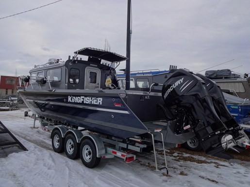 Boat Dealers Alberta >> KingFisher 3025 Offshore 2017 New Boat for Sale in Gibbons, Alberta