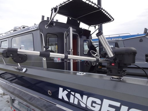 Boat Dealers Alberta >> KingFisher 3025 Offshore 2017 New Boat for Sale in Gibbons, Alberta - BoatDealers.ca