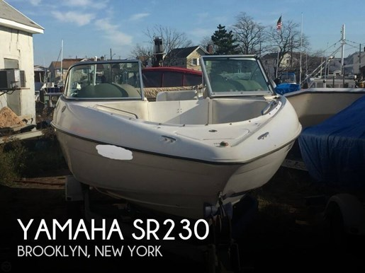 2003 Yamaha SR230 Photo 1 of 19