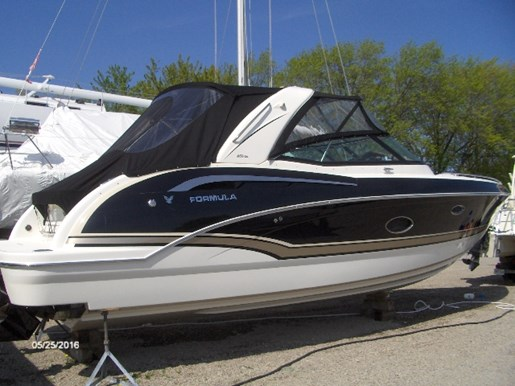Ontario Quality Motors >> Formula 350 CBR 2014 Used Boat for Sale in Midland, Ontario